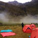 Campsite Peru