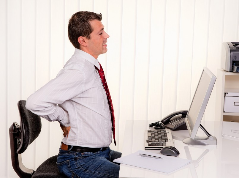 exercise back pain