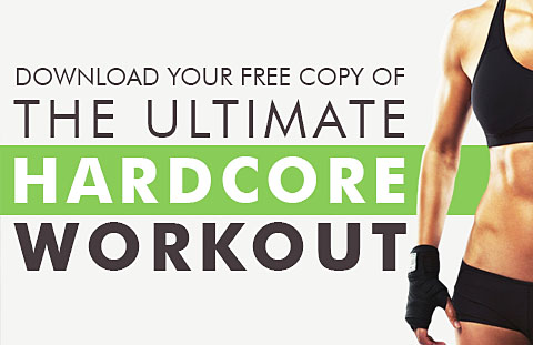 Ultimate Hardcore Workout banner